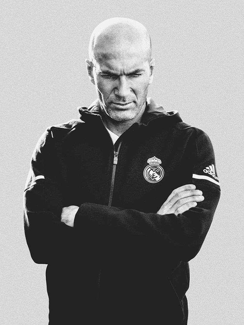 Real Madrid para Adidas & Soccerbible 1