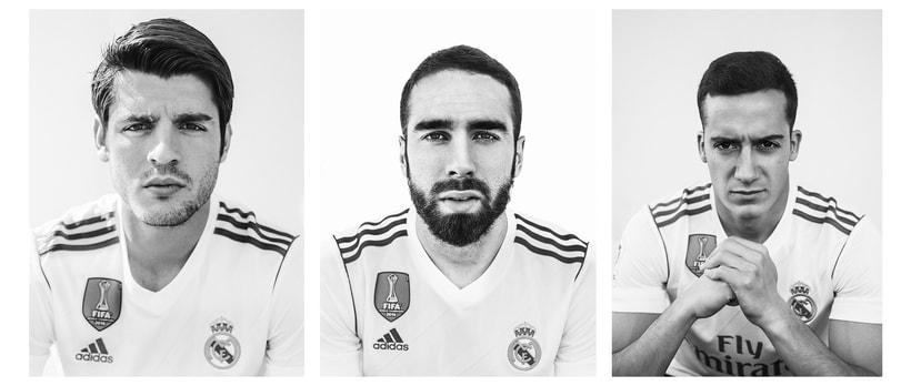 Real Madrid para Adidas & Soccerbible 4