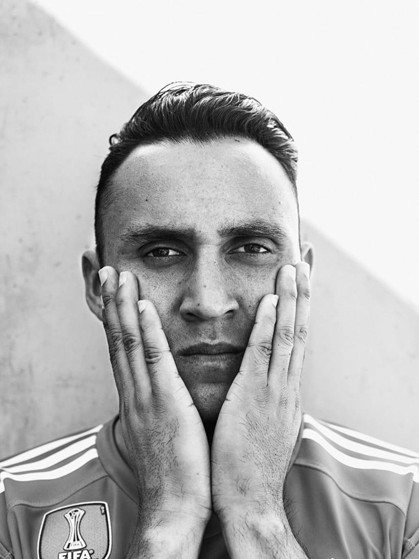 Real Madrid para Adidas & Soccerbible 6