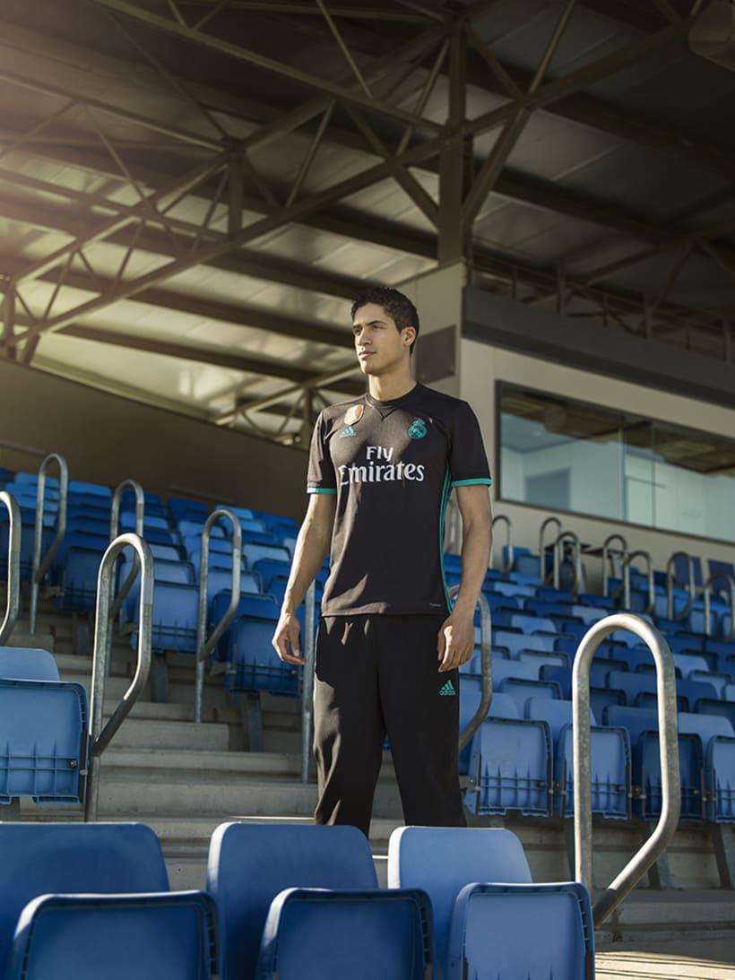 Real Madrid para Adidas & Soccerbible 8