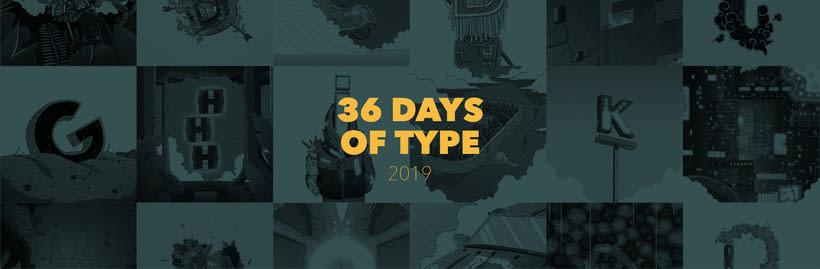 36 Days of Type · 06 0