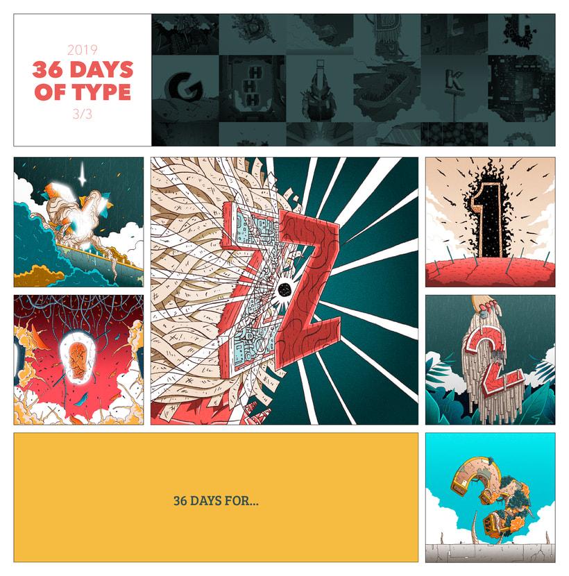 36 Days of Type · 06 6