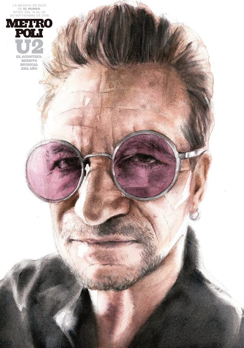 Bono (La Luna de Metrópoli) 6