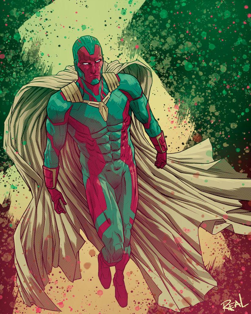 Avengers Endgame Fanarts 6-10 5