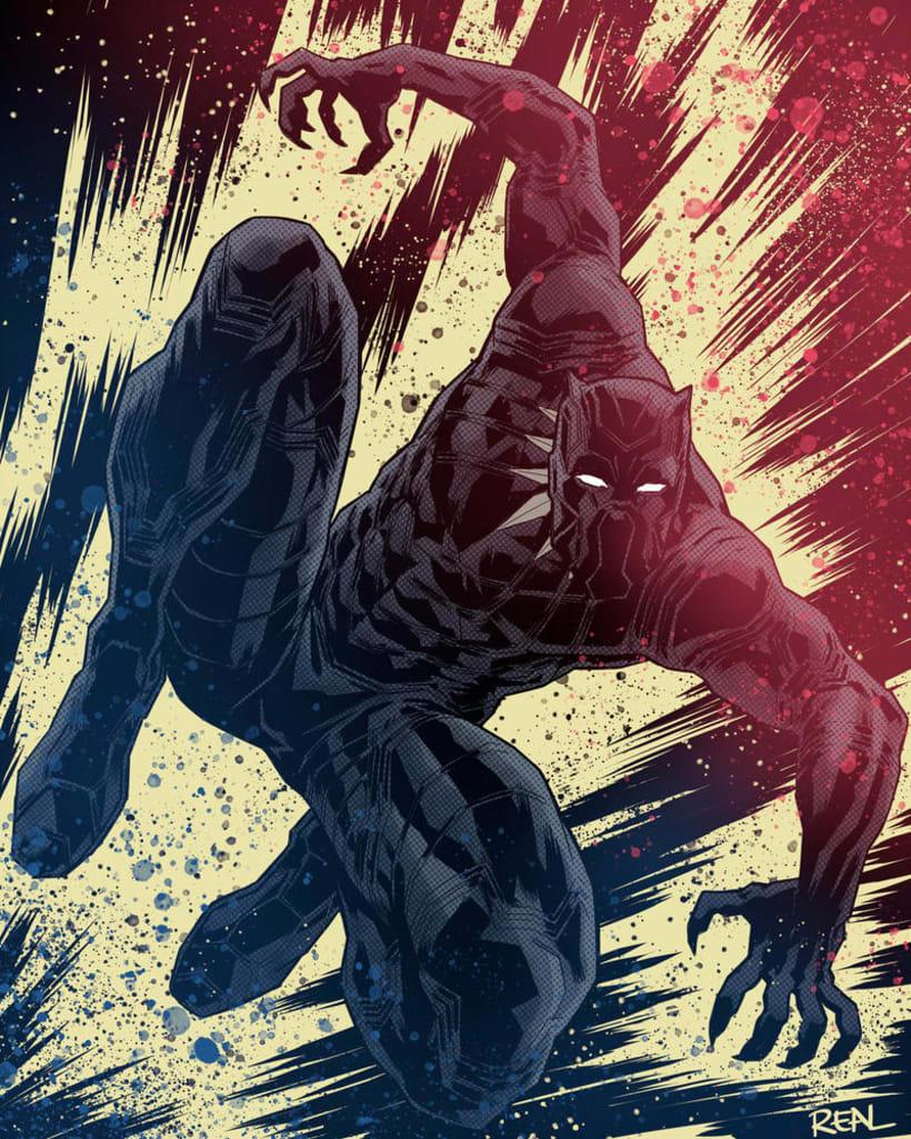 Avengers Endgame Fanarts 6-10 3