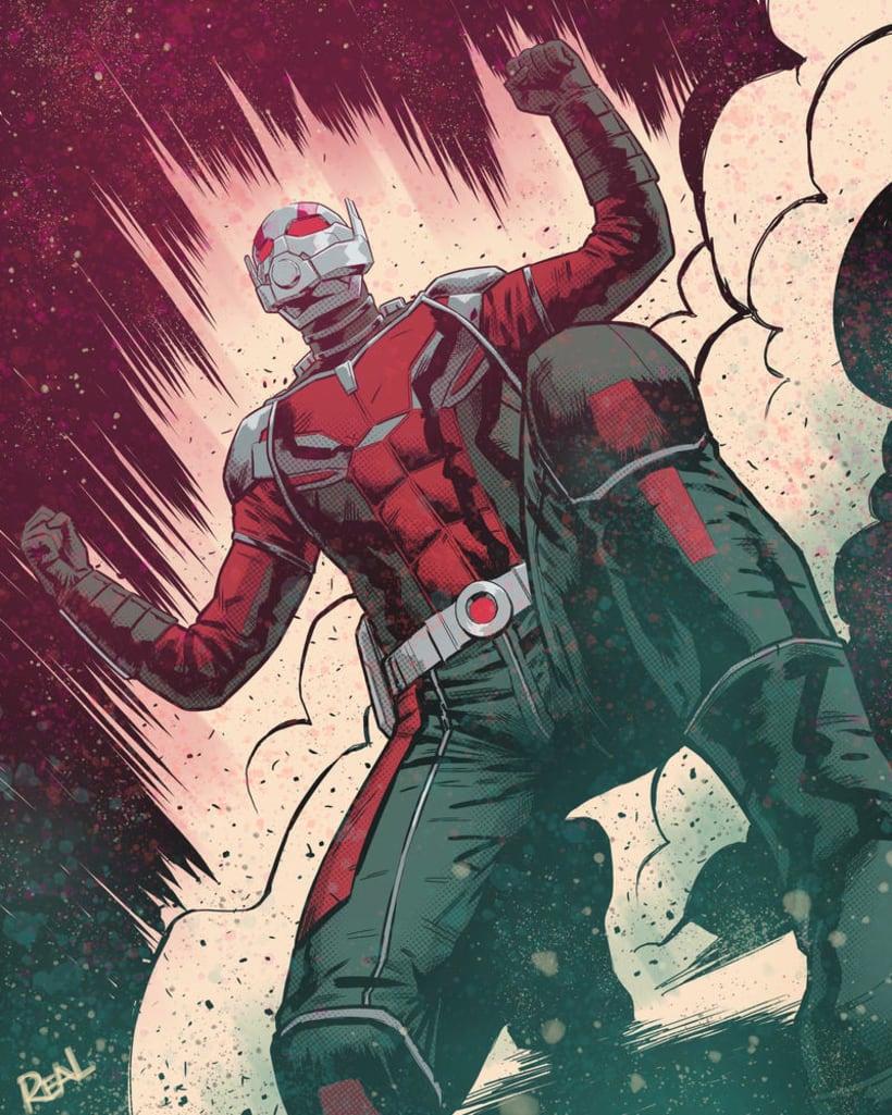 Avengers Endgame Fanarts 6-10 1