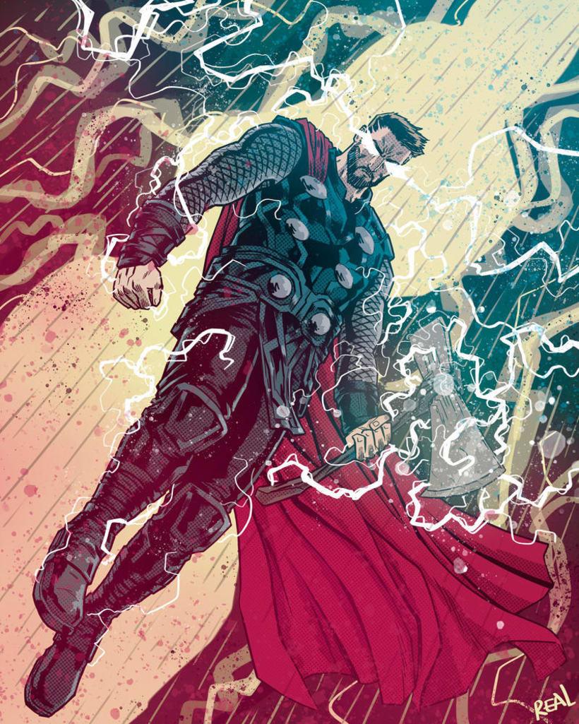 Avengers Endgame Fanarts 6-10 2