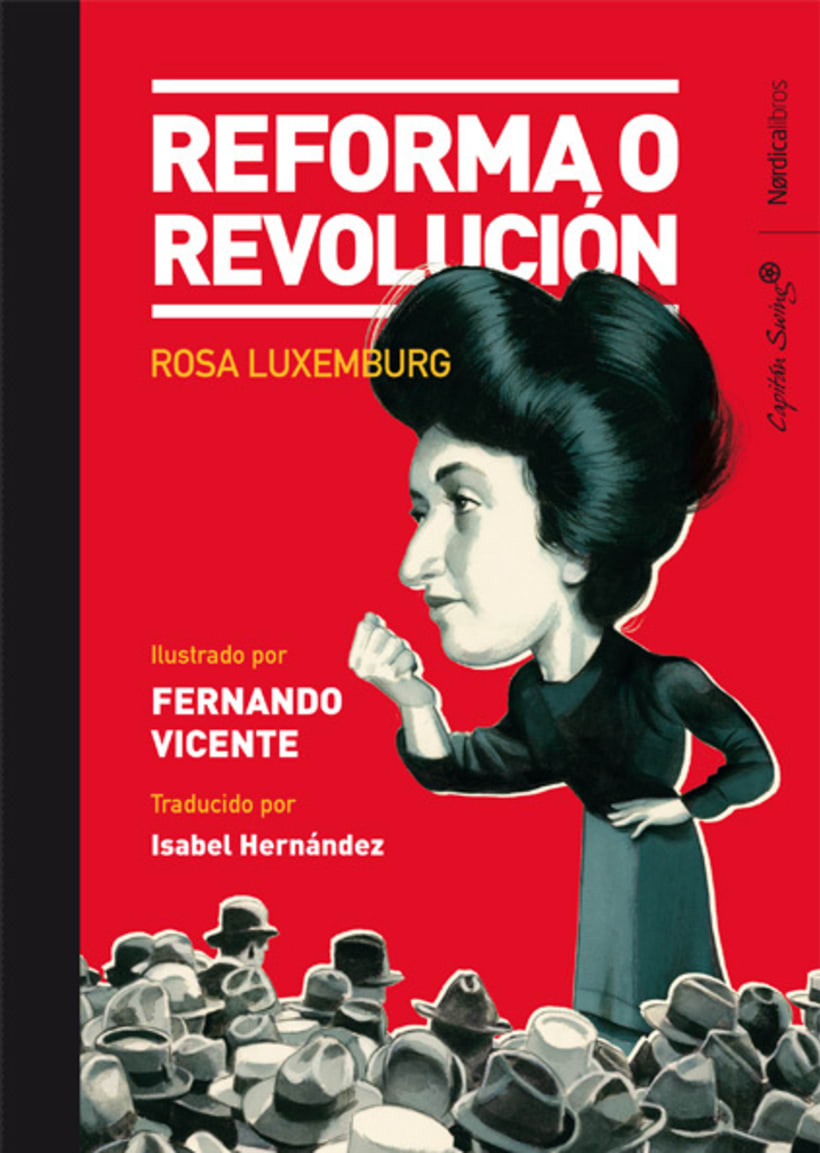 """Reforma o Revolucion"" Rosa Luxemburg -1"