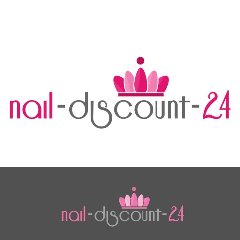 Nail Discount 24 Domestika