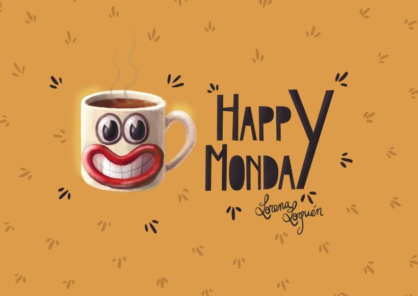 Happy Monday! | Domestika