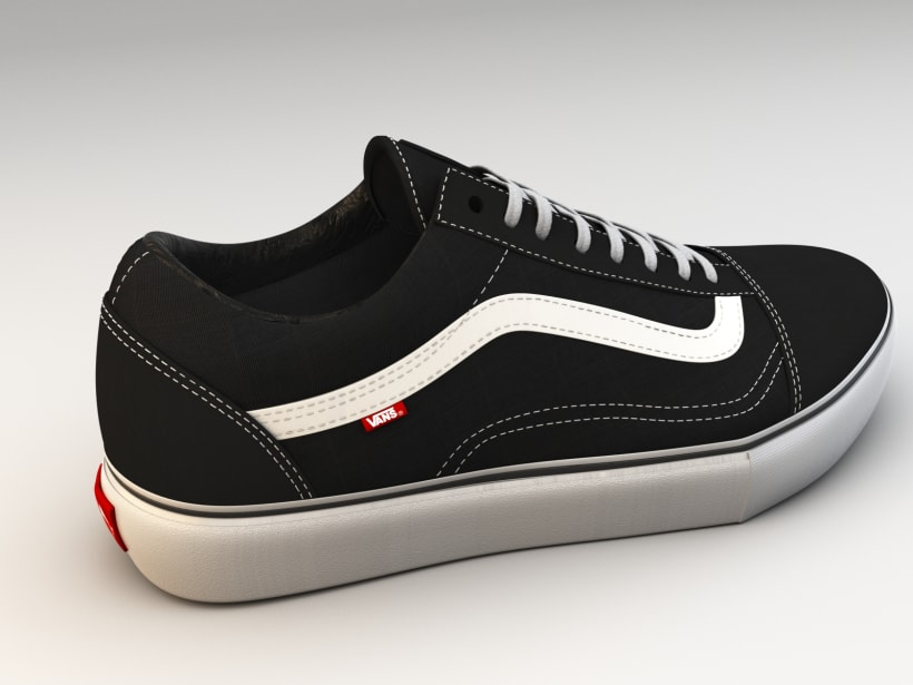 Vans of the Wall Trainers | Domestika