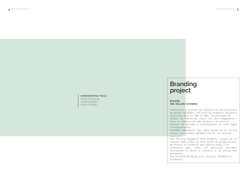 Design Portfolio Domestika