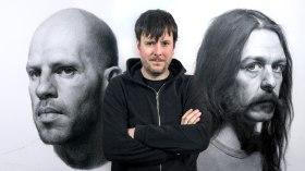 Realistic Portrait with Graphite Pencil