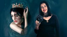Conceptual Self-Portrait Photography