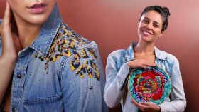 Creative Embroidery: The Stitch Revolution