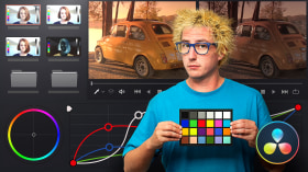 Introduction to DaVinci Resolve for Color Correction
