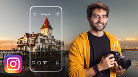 Photo Composition and Editing for Instagram