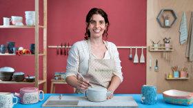Ceramics: modeling and decoration