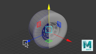 Course 1 – First Approach to Maya