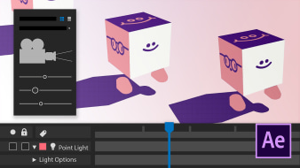 Course 2 - 3D Space: layers, cameras, lighting, and depth