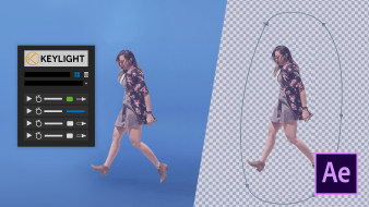 Course 4 - Post-production: effects and animation applied to the image