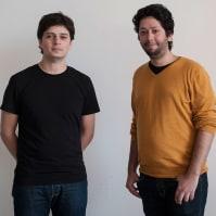 José Vittone y Javier Cuello