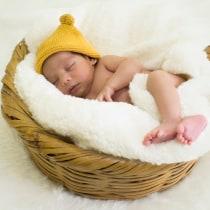 Mi Proyecto del curso: Introducción a la fotografía newborn. Un proyecto de Fotografía de Priscila Rodriguez - 10.02.2020