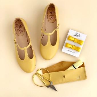 ieMi Proyecto del curso: Fotografía profesional para Instagram. Un proyecto de Diseño de calzado de Silvana Barrios - 18.09.2019