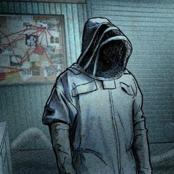 """""""El Silencio De La Ciudad Blanca"""" / Storyboards & Concept Art. Un proyecto de Cine, Dibujo, Stor, telling, Stor y board de Pablo Buratti - 11.11.2019"""