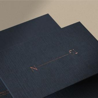 Notaría - 51. Un progetto di Design, Br, ing e identità di marca, Graphic Design , e Marketing di Luis Pantaleōn ✪ - 28.03.2020