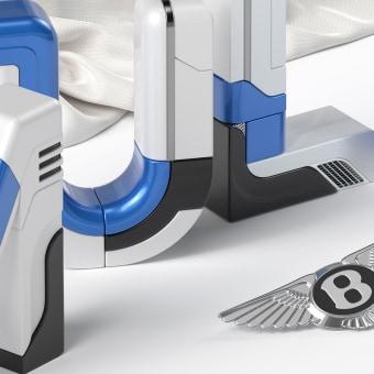 Bentley Mulliner. Un progetto di Pubblicità, 3D , e Tipografia di JVG - 18.05.2020