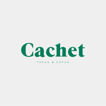 Cachet. Un projet de Design , UI / UX, Br, ing et identité, Design graphique, Design d'interaction , et Réseaux Sociaux de Juana Tobaruela - 15.06.2019