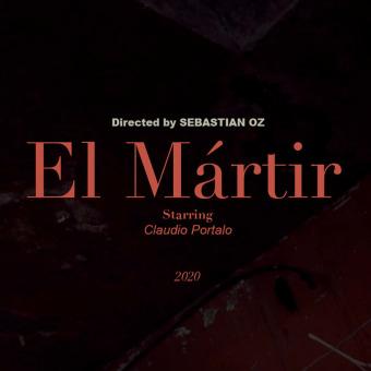 El Mártir. Un proyecto de Cine, Realización audiovisual y Narrativa de Sebas Oz - 16.11.2020