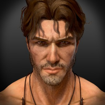 Vagrant Story Tribute. A 3D, Character animation, 3D Animation, Video game, 3D Character Design, Unit, and Game Development project by Alex Sanrey - 03.05.2020