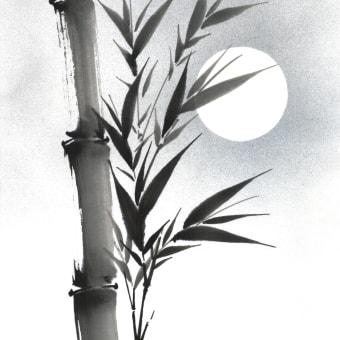 Personal Artworks : Selections of Sumi Painting Artworks. Un proyecto de Ilustración, Bellas Artes, Pintura, Dibujo, Pintura a la acuarela, Brush painting e Ilustración con tinta de Akemi Lucas - 15.12.2020