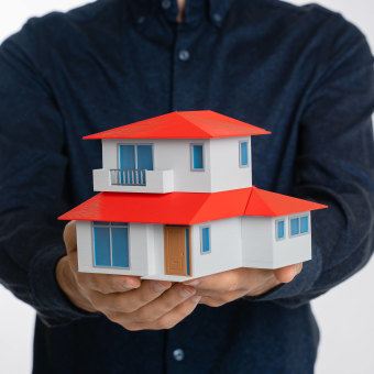 Maqueta: Kasukabe House. Un proyecto de 3D, Arquitectura, Diseño de producto, Modelado 3D, Diseño 3D y Visualización arquitectónica de Agustín Arroyo - 16.12.2020