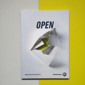 Origami Cover- BMP. Un progetto di Design, Illustrazione, Progettazione editoriale, Graphic Design, Scultura, Papercraft, Creatività, Design di poster , Comunicazione e Illustrazione editoriale di Kristina Wißling - 26.01.2021