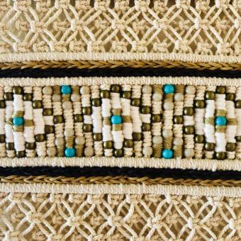 """Tapiz Macramé """"Coachella"""". Un progetto di Artigianato, Creatività, Interior Design, Tessuto , e Macramé di Fe Barroso - 26.01.2021"""