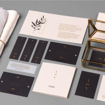Limo. A Design, Illustration, Br, ing, Identit, Graphic Design & Ink Illustration project by Dmentes Estudio Creativo - 01.27.2021
