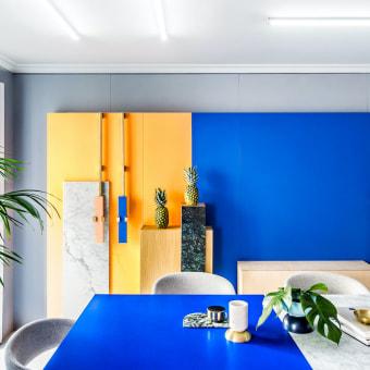 Studio Masquespacio. Un projet de Architecture d'intérieur, Design d'intérieur , et Décoration d'intérieur de Masquespacio - 04.02.2021