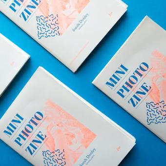 Photo Zine . Un progetto di Progettazione editoriale di Silvia Chiclana Chaves - 10.02.2021