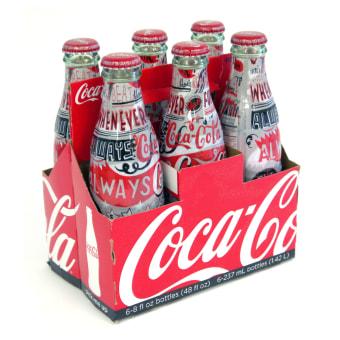 Coca Cola. Un progetto di Illustrazione , e Pubblicità di Jess Wilson - 12.01.2011
