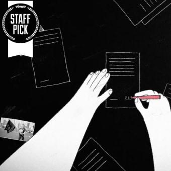 Amnesty International - Planet J. Un progetto di Design, Animazione, Direzione artistica, Animazione di personaggi, Animazione 2D , e Creatività di Alessandro Novelli - NEWGOLD - 23.02.2021