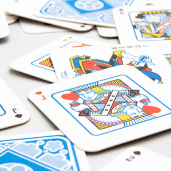 Playing Card Drink Mats. A Illustration und Produktdesign project by Alex Garcia - 15.09.2020
