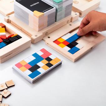 Mnéme. Herramienta lúdica de neurorrehabilitación. A Design, Grafikdesign und Produktdesign project by Albert Margalef - 14.11.2020