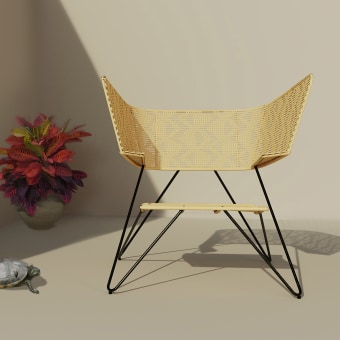 Taínos. A Design, H, werk, Möbeldesign, Innendesign, Produktdesign und Concept Art project by Amanda Rosales, Evelyn Corvea, Héctor Rosales - 22.02.2020