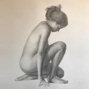 Mi Proyecto del curso: Dibujo de la figura humana en movimiento. Un progetto di Illustrazione , e Belle arti di Llanos Part Jornet - 31.03.2021