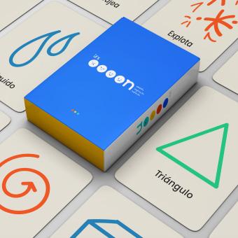 It's On: Juego terapéutico. Un progetto di Br, ing e identità di marca, Progettazione editoriale, Educazione, Graphic Design , e Naming di Sofía Saravia Ocaña - 10.07.2019