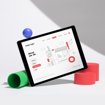 Linker Logic. Un progetto di Br e ing e identità di marca di the branding people - 20.04.2021