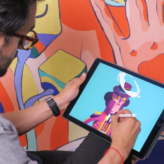 Conoce las apps de diseño favoritas de la comunidad de Domestika, Cloud Pocket 365